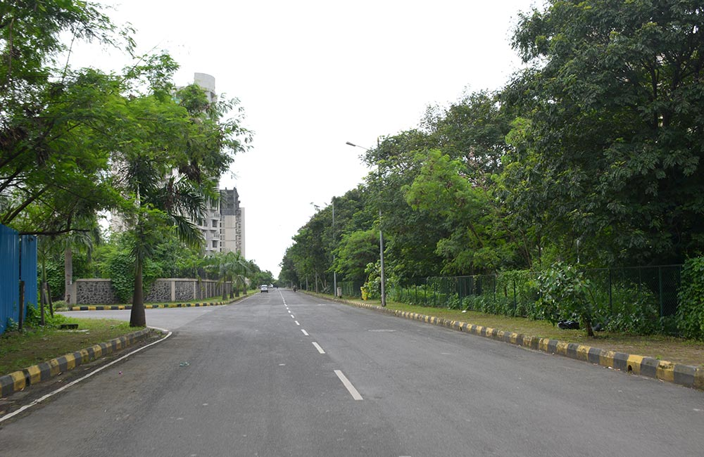 Palm Beach Marg, Navi Mumbai
