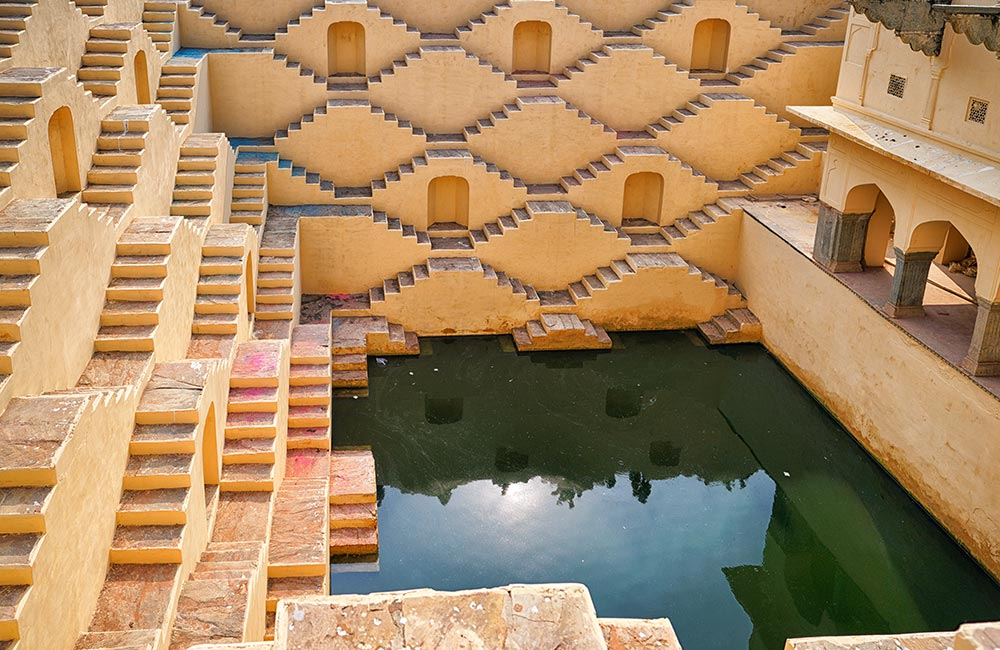 Panna Meena Ka Kund | #8 of 15 Best Places near Jaipur within 50 km
