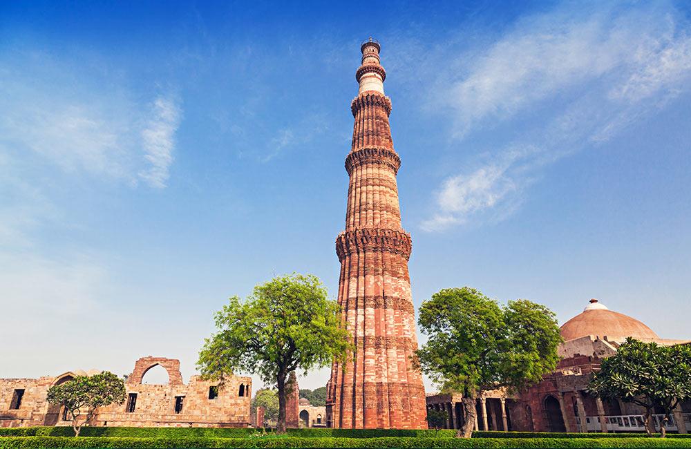 Qutub Minar, Delhi NCR
