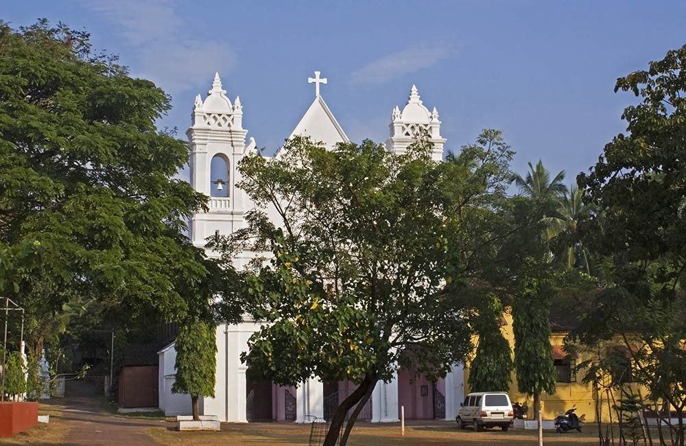 Our Lady of Remedios Church, South Goa