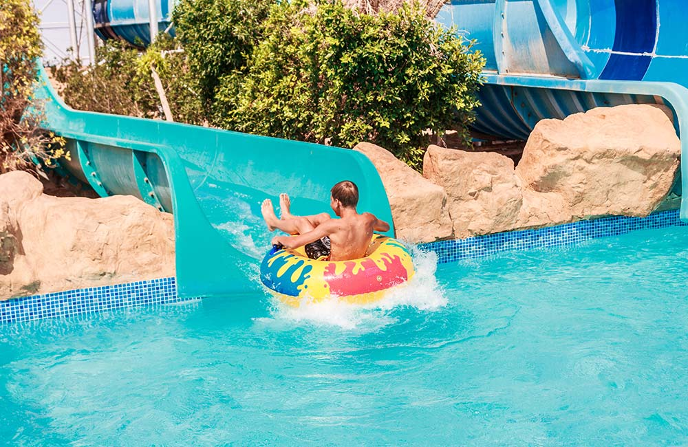 Shell City Water Park, Indore