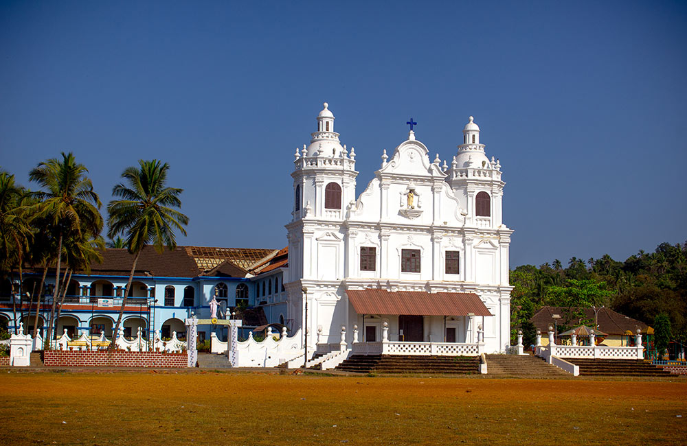 St. Alex Church, South Goa