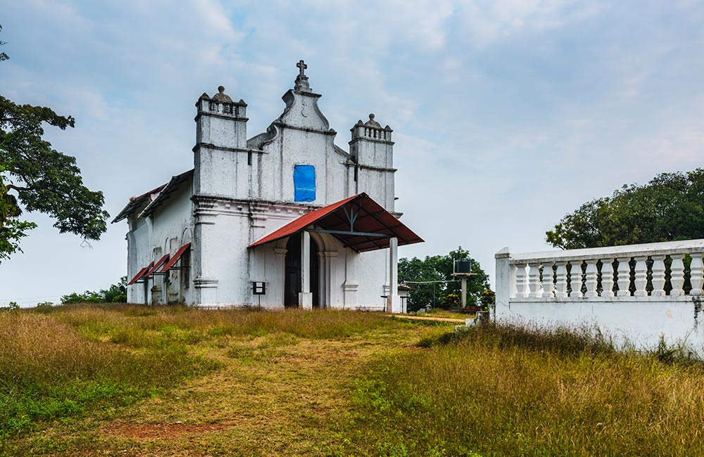 Three Kings Church, South Goa
