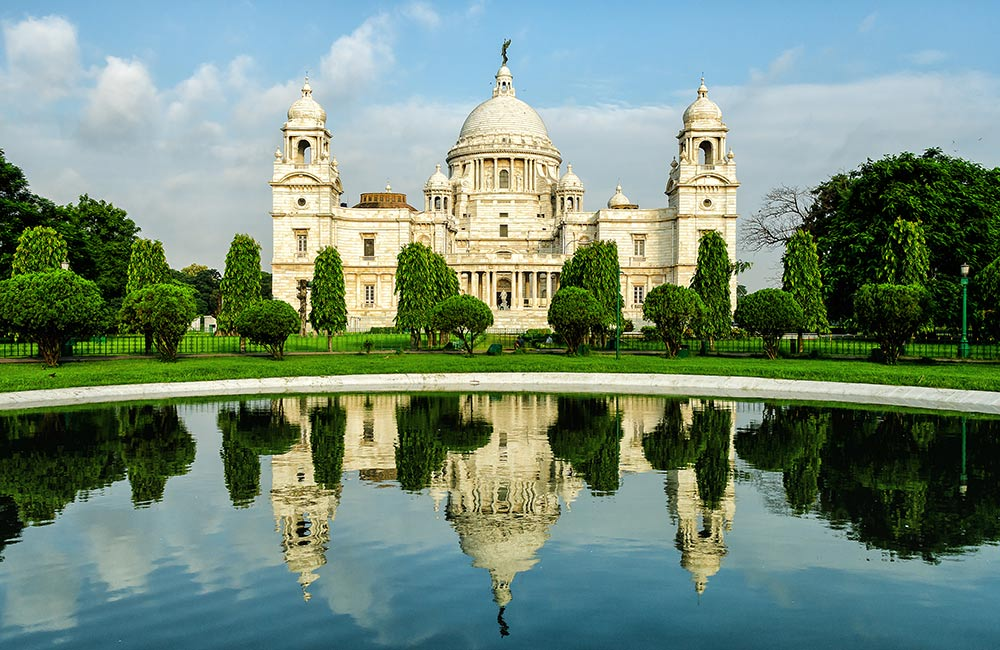 Victoria Memorial Palace