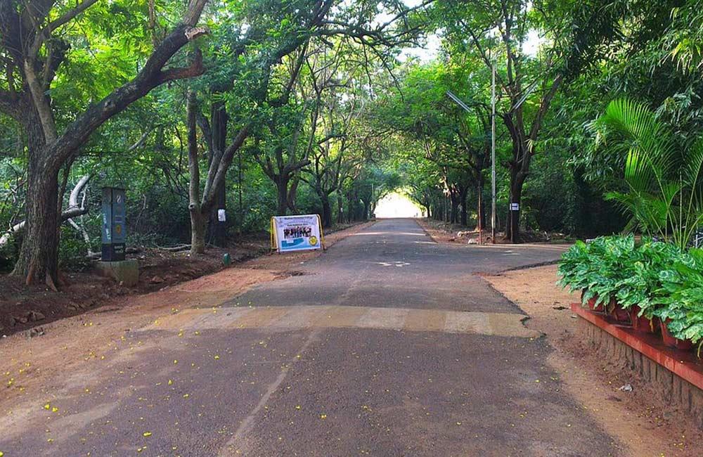 Besant Road,Vijayawada