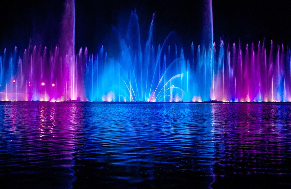 Ajwa Nimeta Dam Garden, Vadodara