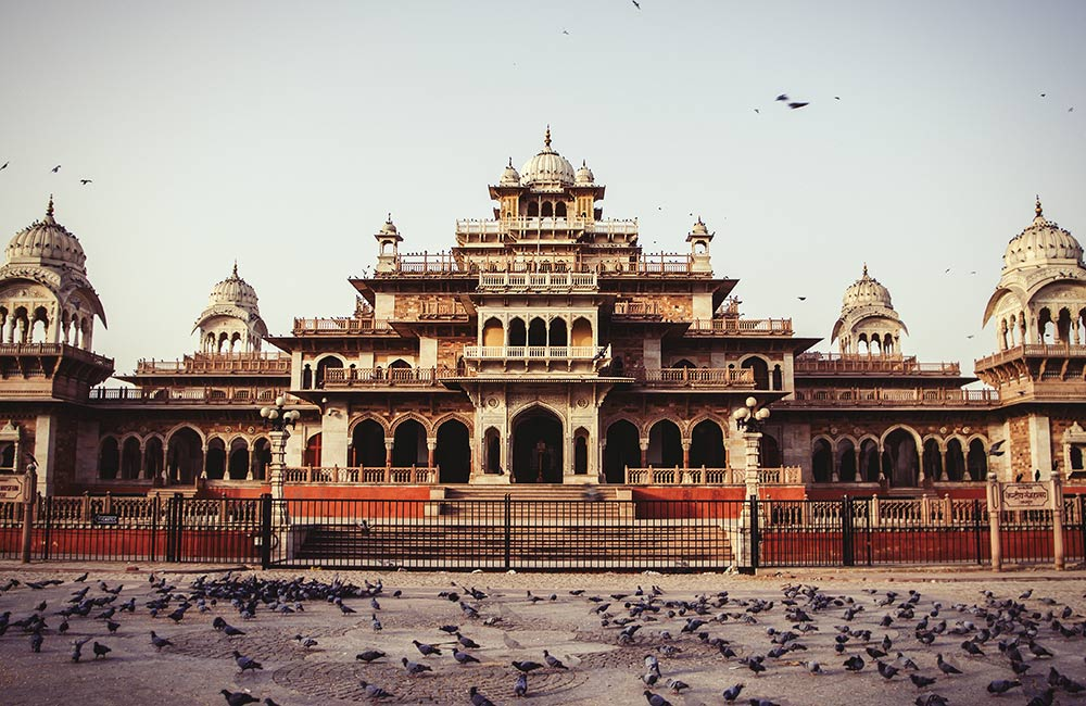 Albert Hall Museum | #8 of 32 Best Places to Visit in Jaipur