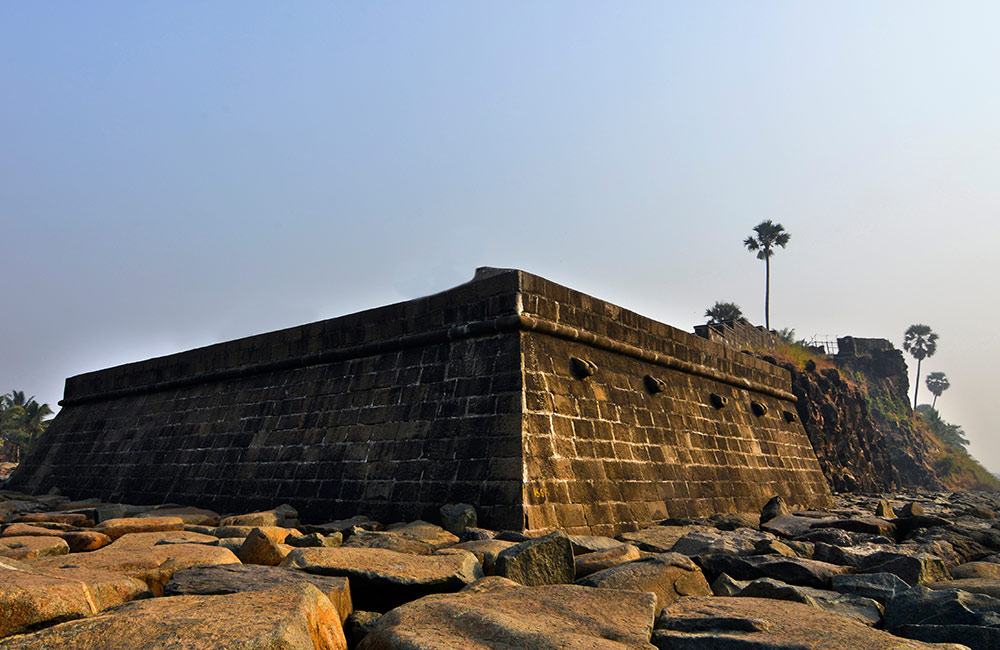Bandra Fort | #4 of 9 Best Places to Visit in Mumbai with Friends