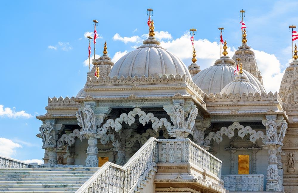 Baps Shri Swaminarayan Temple, Vadodara