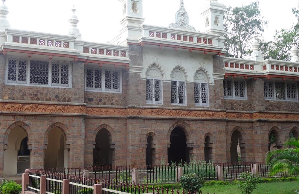 Victoria Jubilee Museum or Bapu Museum, Vijayawada