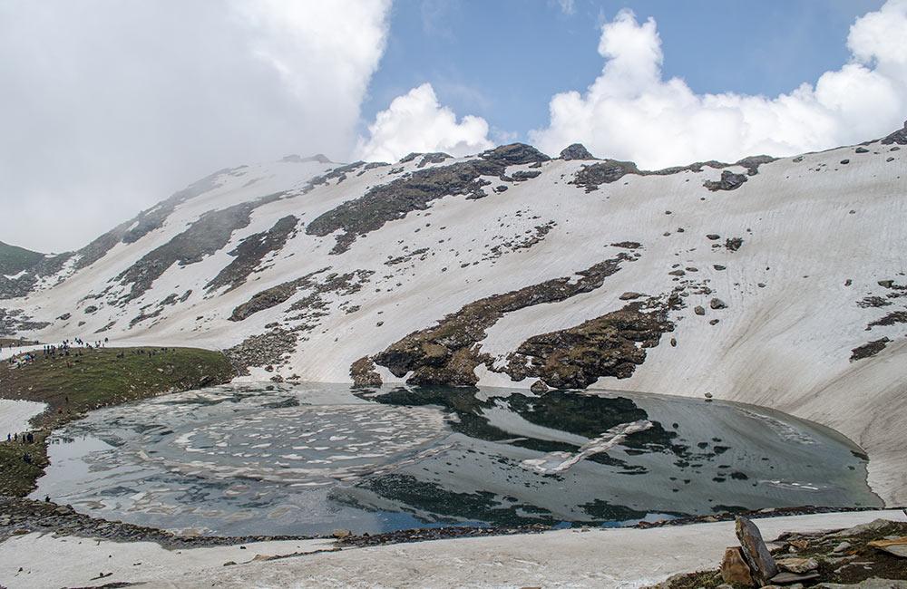 Bhrigu Lake, Manali