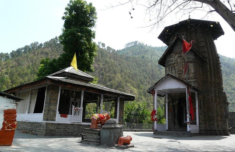 Brajeshwari Temple, Kangra