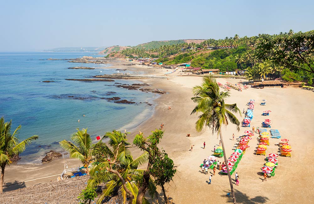 Beach Shacks | Places to Visit in Goa at Night