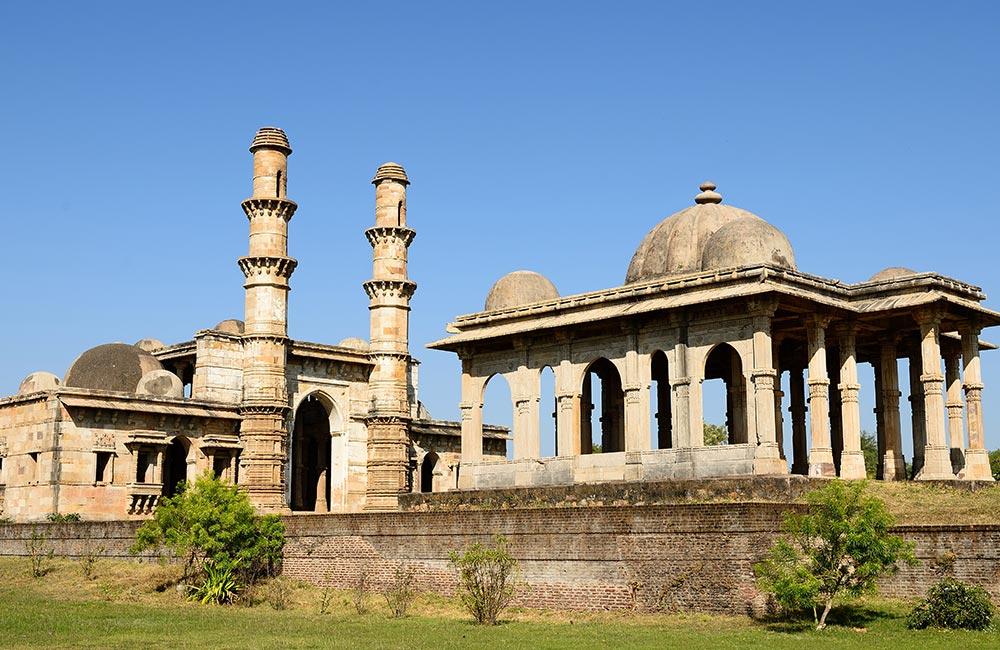Champaner - Pavagadh Archaeological Park, Vadodara