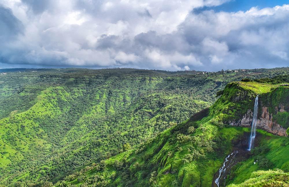 Chinaman's Falls, Mahabaleshwar