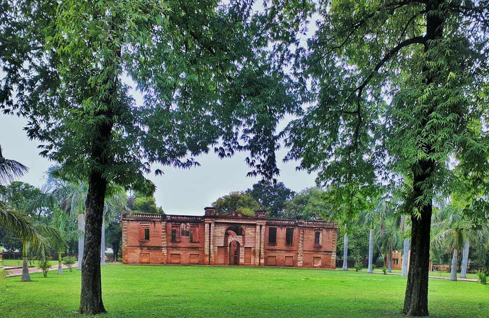 Dilkusha Kothi, Lucknow