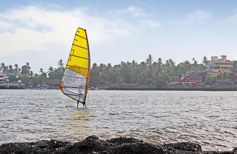 दोना पाउला |  2 दिनों में गोवा में घूमने के लिए सबसे अच्छी जगहें