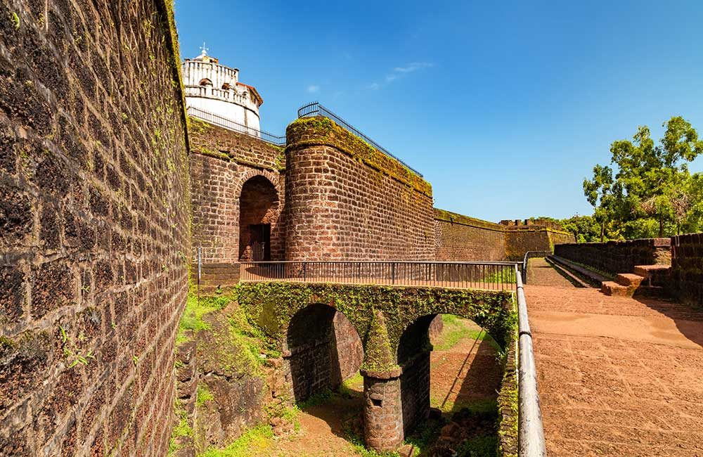 Fort Aguada | Among The Best Places to Visit in Goa in 3 Days
