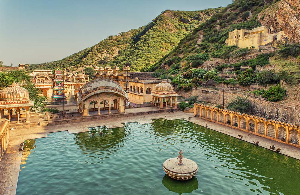 Galtaji Temple | #16 of 32 Best Places to Visit in Jaipur