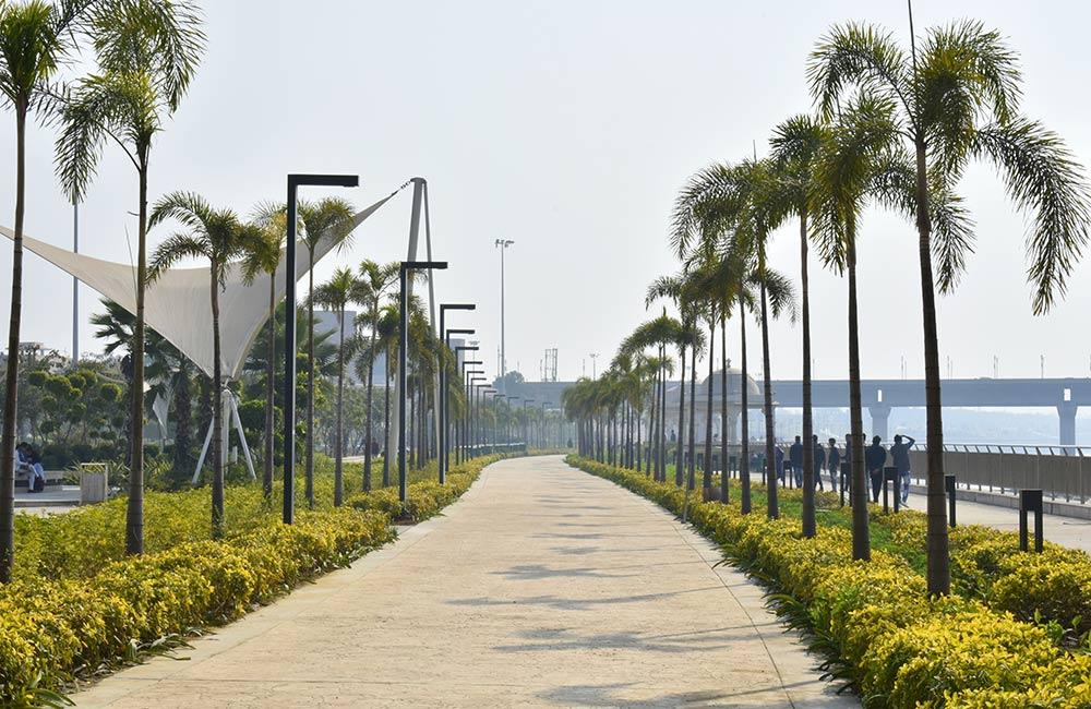 Gomti Riverfront Park, Lucknow
