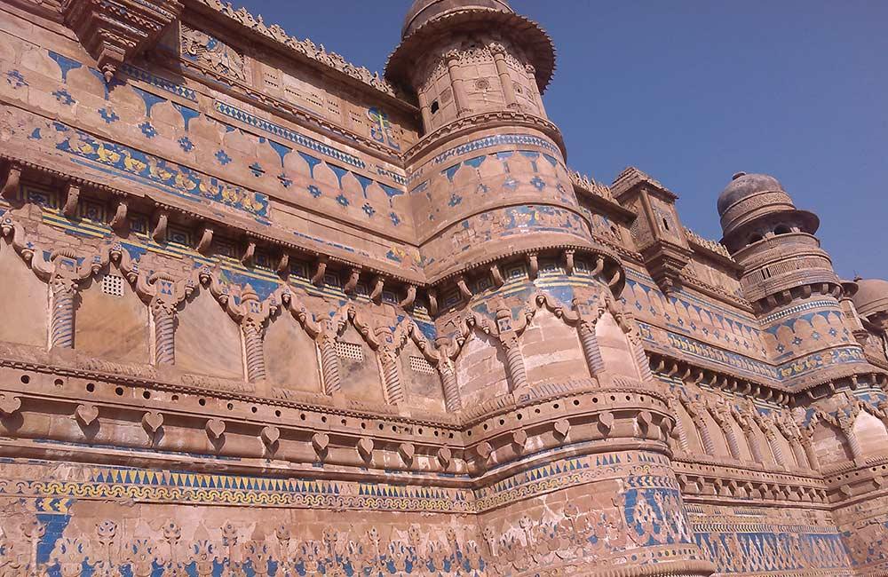 Gujari Mahal Museum, Gwalior