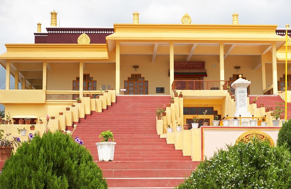 Gyuto Monastery, Kangra