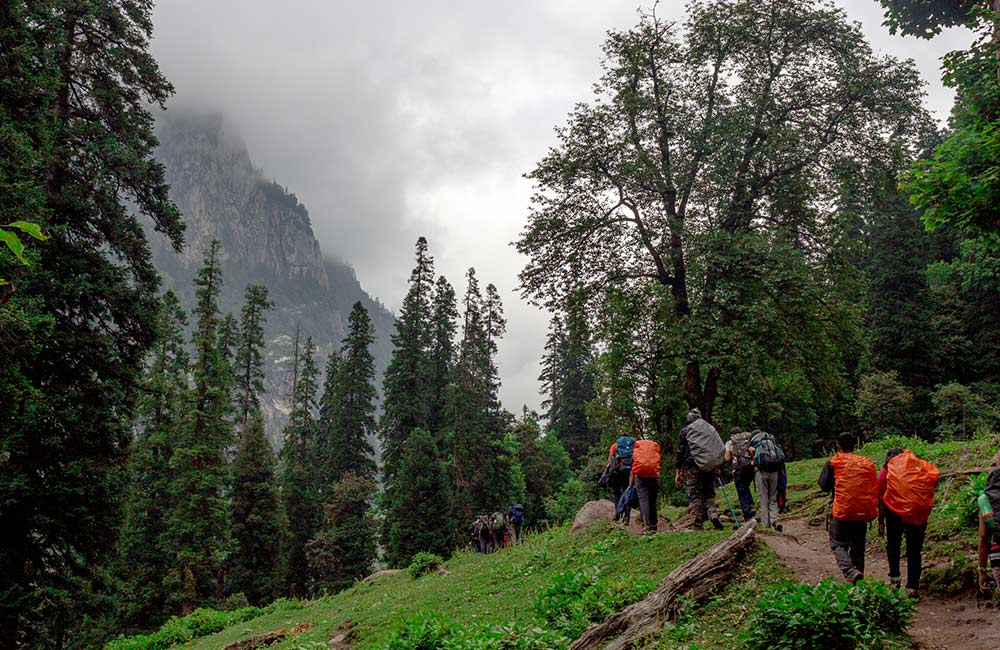Hampta Pass, Manali