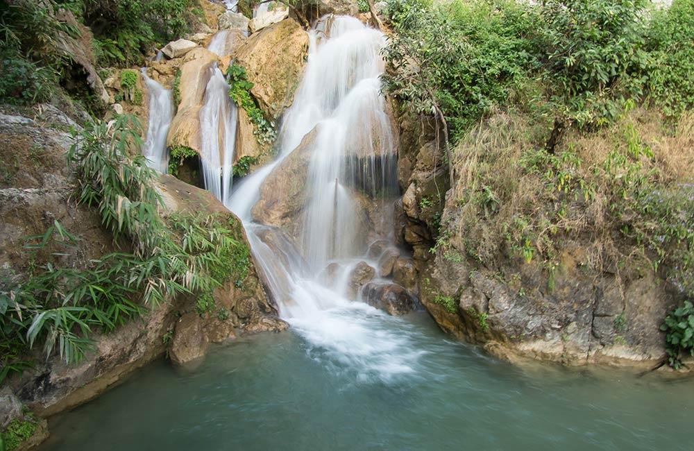 Hathni Mata Waterfall