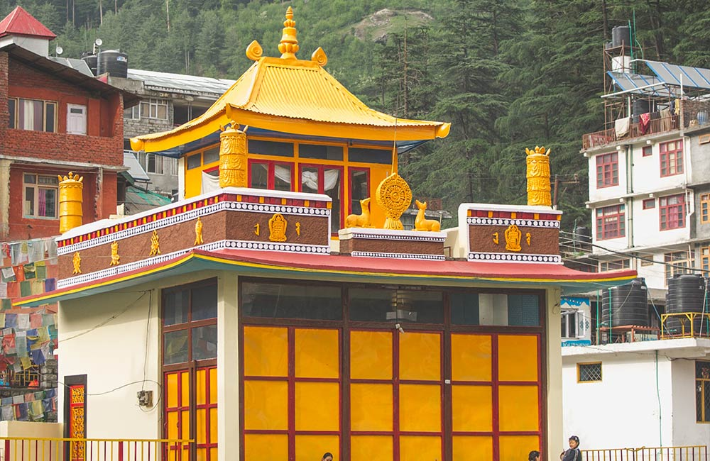 Embrace Spiritual Upliftment at Monasteries