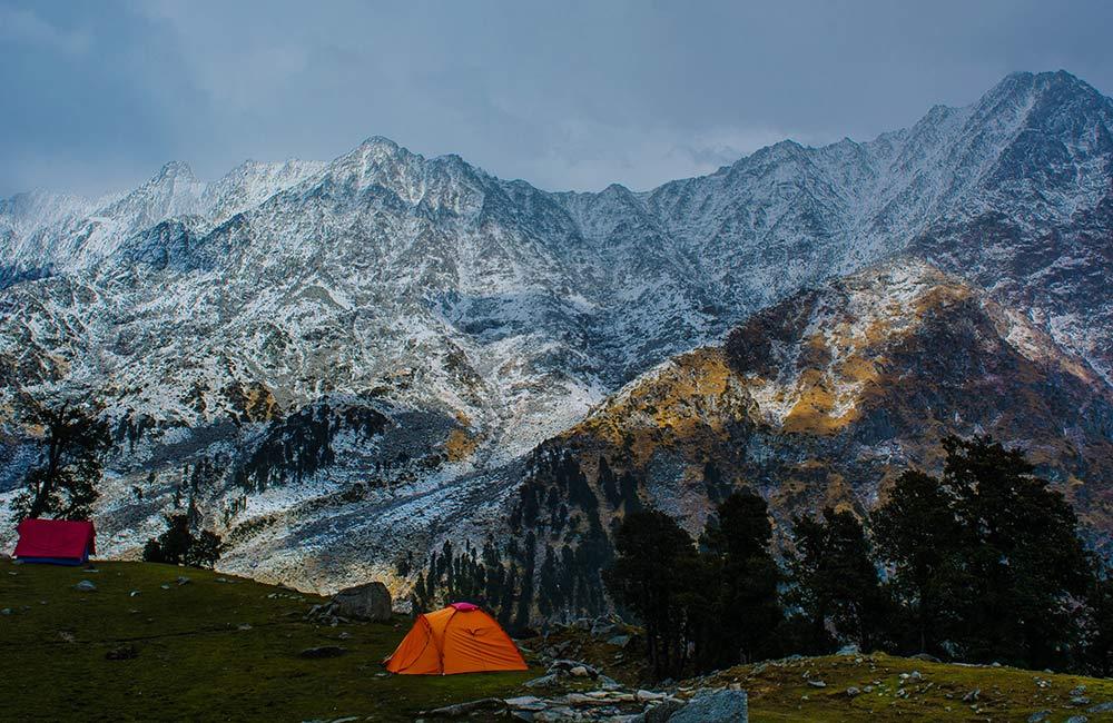 Indrahar Pass, Kangra