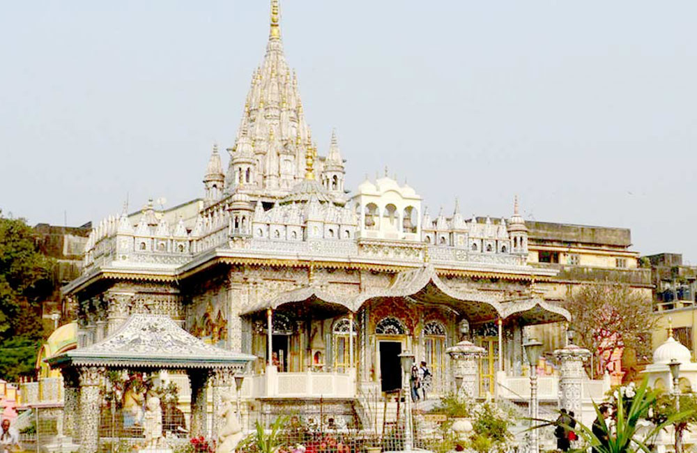 Jain Glass Temple, Kanpur