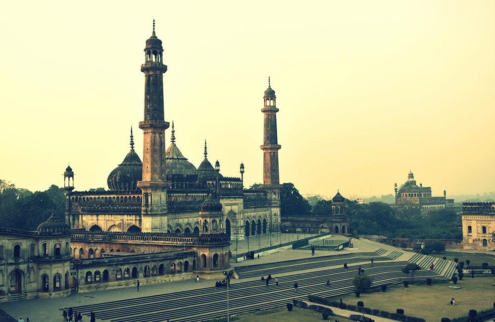Jama Masjid, Lucknow