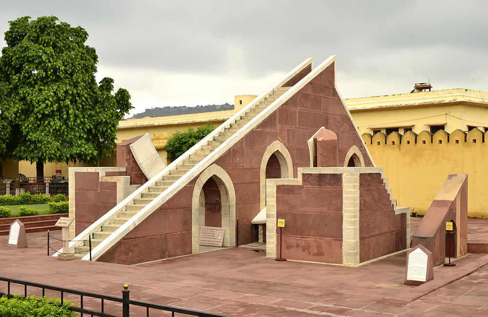 Jantar Mantar | #3 of 10 Best Places to Visit in Jaipur in 2 Days