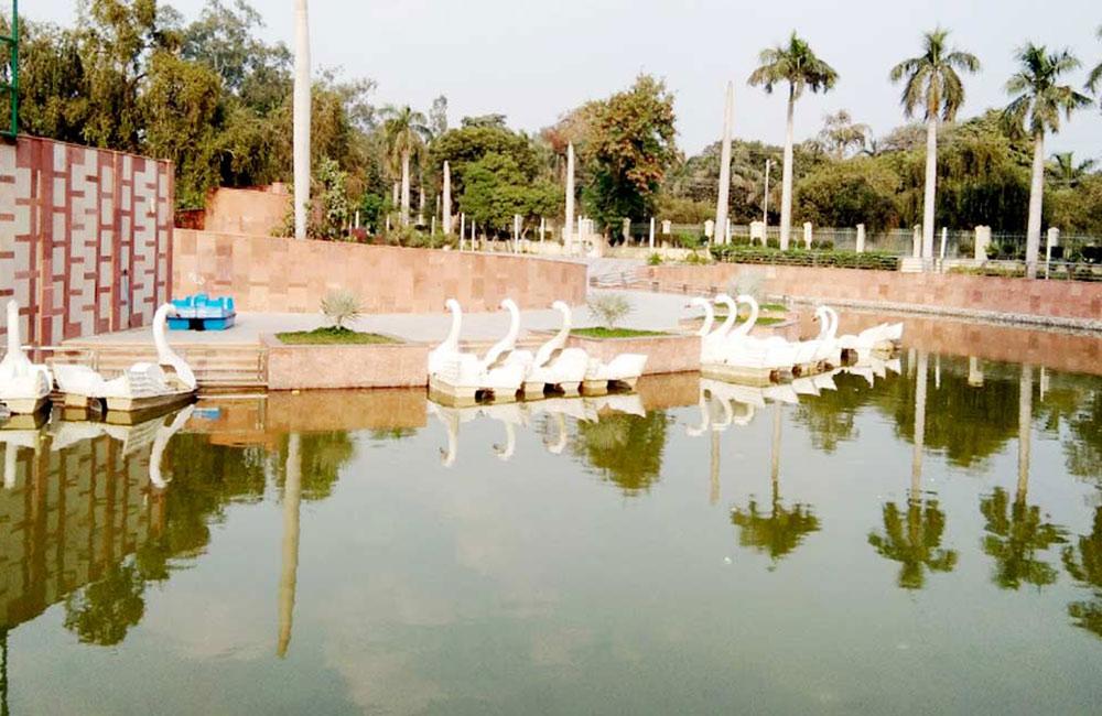 Japani Garden, Kanpur