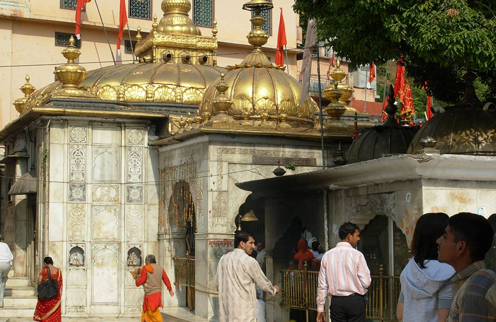 Jwala Devi Temple, Kangra