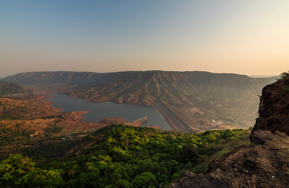Kate's Point | Mahabaleshwar