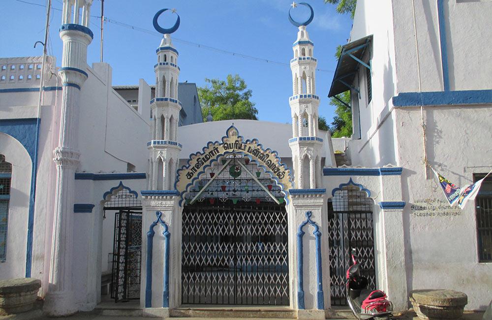 Kazimar Big Mosque, Madurai