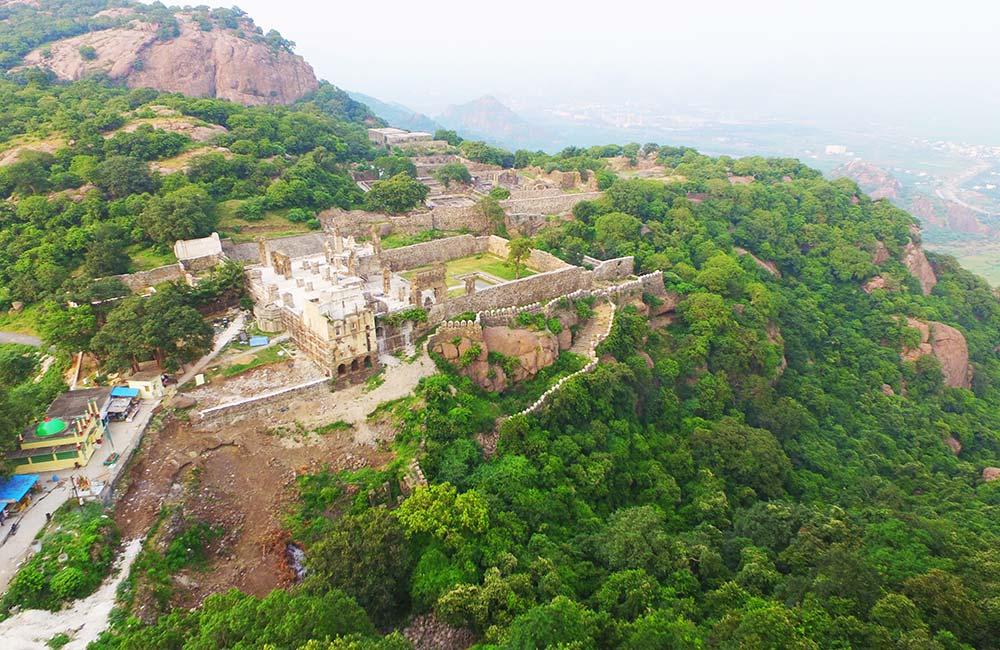 Kondapalli Fort, Vijayawada