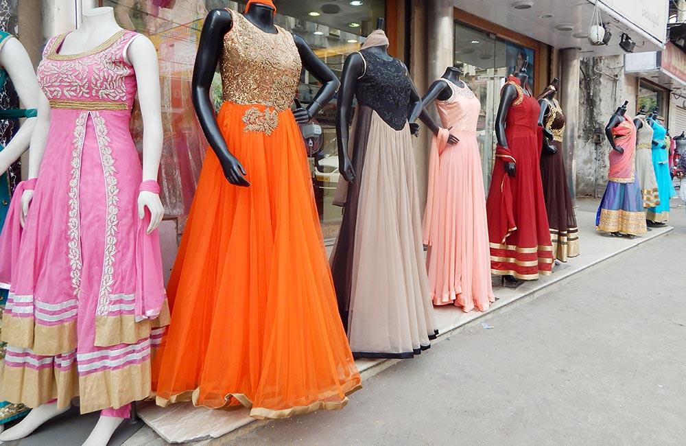 Lajpat Nagar Market, Delhi
