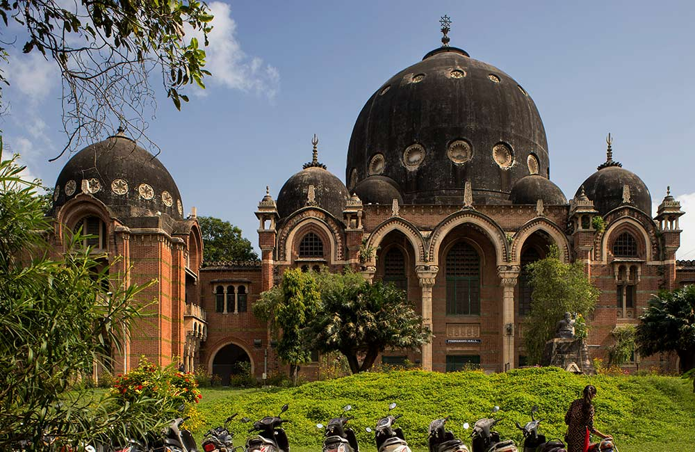 Maharaja Sayajirao University, Vadodara