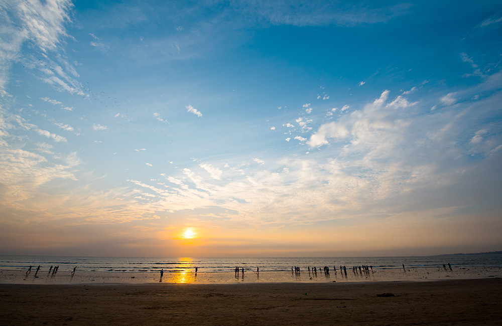 Manori beach | #8 of 9 Best Places to Visit in Mumbai with Friends