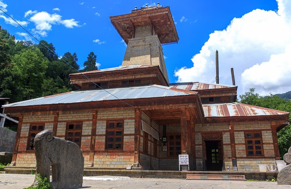 Manu Temple, Manali