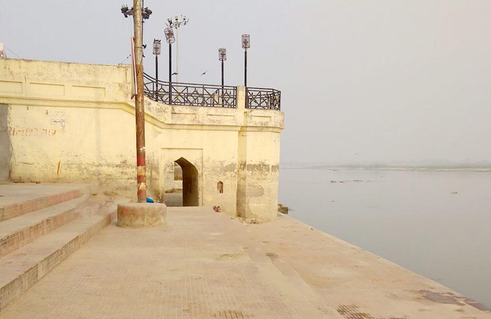 Massacre Ghat, Kanpur