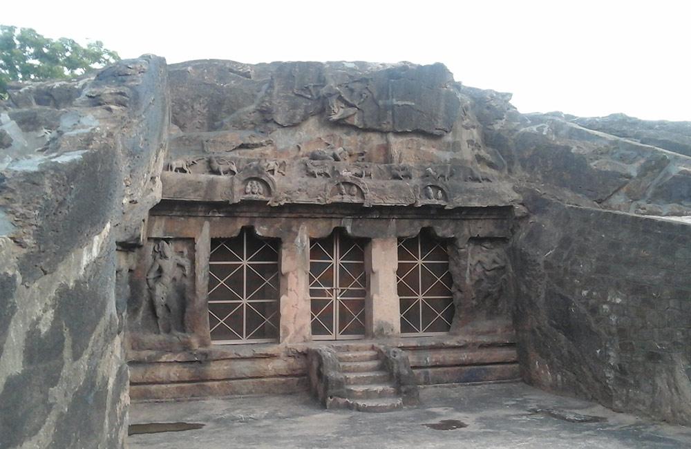 Mogalarajapuram Caves,Vijayawada