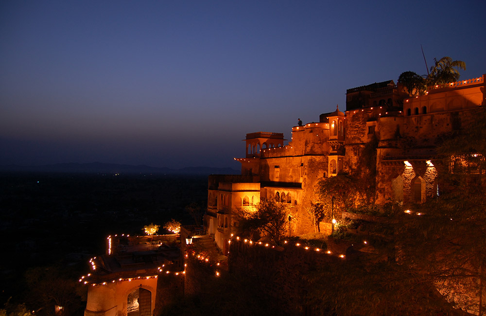 Neemrana Fort Palace | #4 of 6 Places to Visit near Gurgaon within 100km