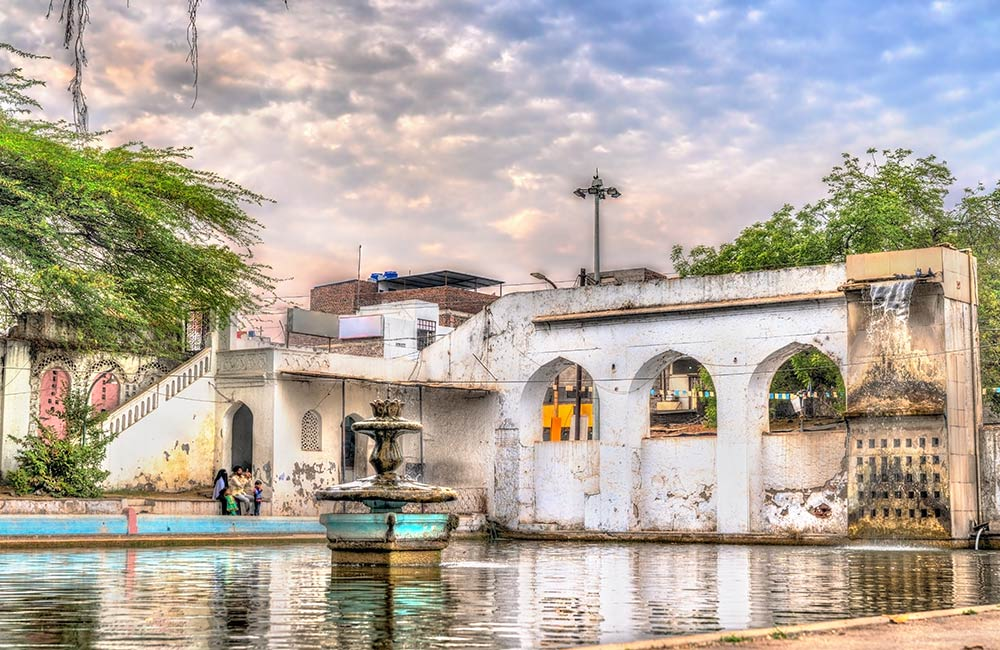 Panchakki, Aurangabad