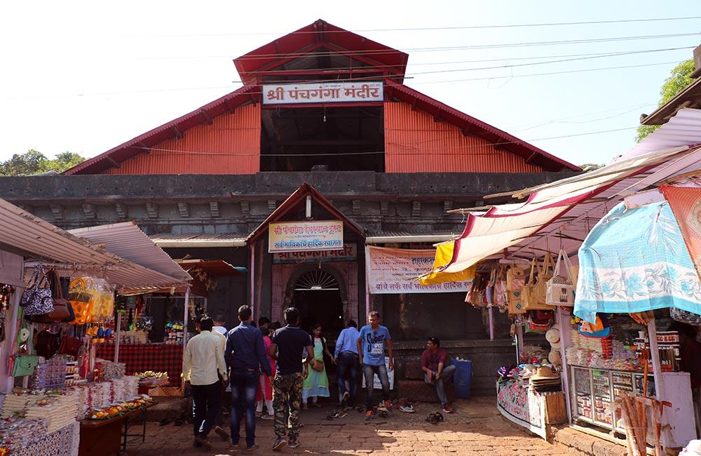 Panchganga Temple | Mahabaleshwar