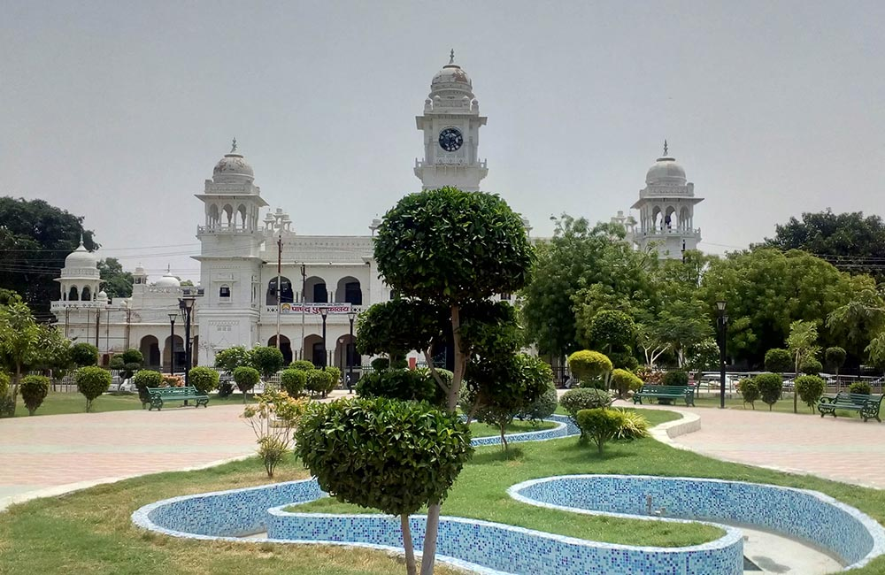 Phool Bagh and Kanpur Museum, Kanpur