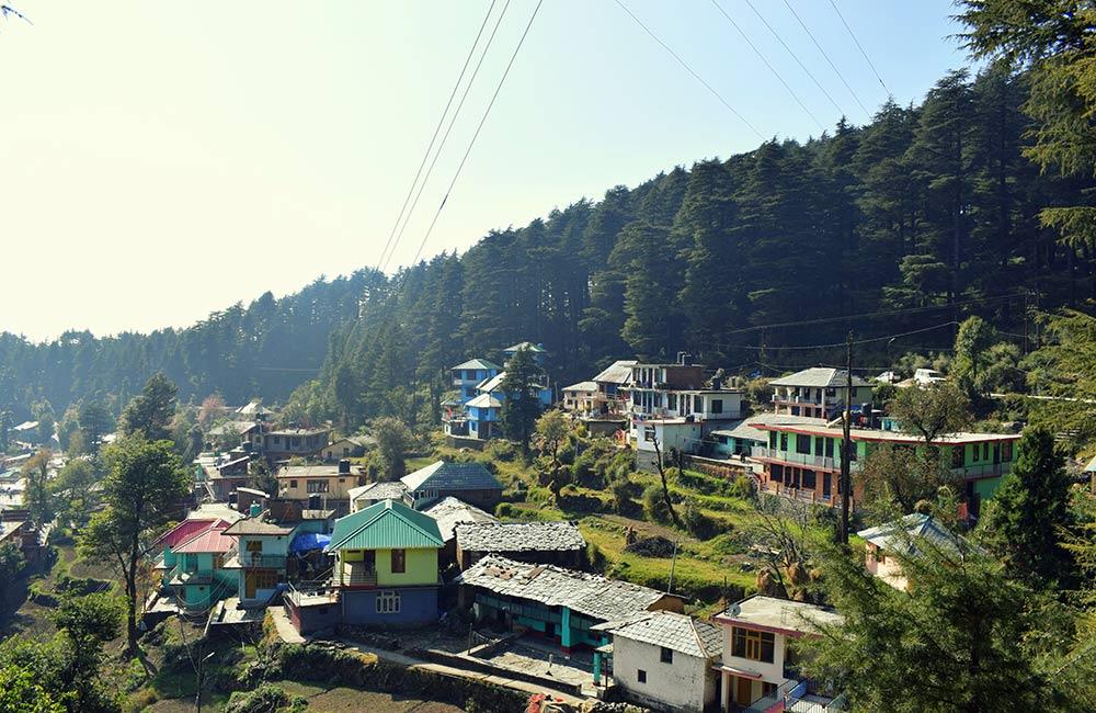 Pragpur Village, Kangra