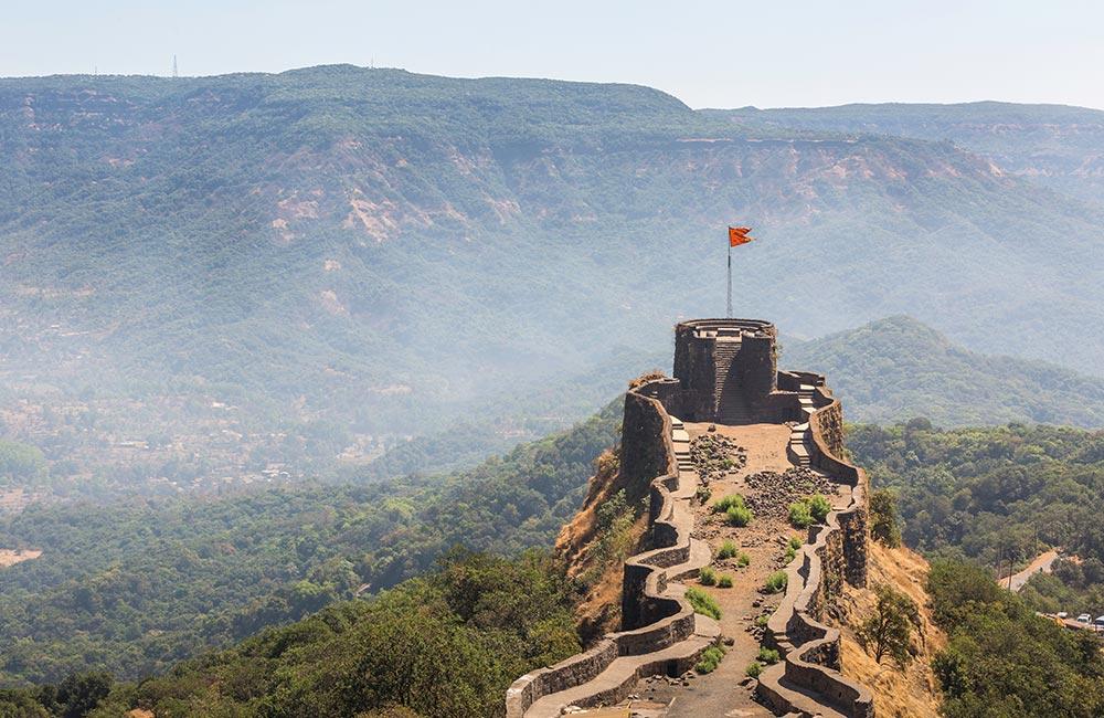 Pratapgarh Fort, Mahabaleshwar